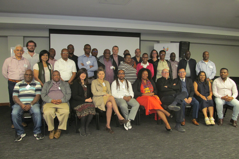 """""""You are not alone,"""" Academic Leaders learned at last week's HELM event in Pretoria"""